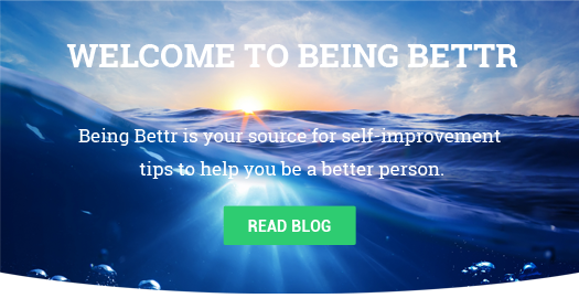 Welcome To Being Bettr